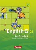 English G 21. Ausgabe D 1. Das Ferienheft