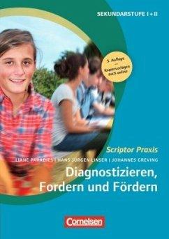 Diagnostizieren, Fordern und Fördern - Paradies, Liane; Linser, Hans J.; Greving, Johannes