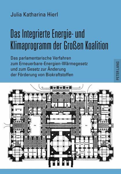 Das Integrierte Energie- und Klimaprogramm der Großen Koalition