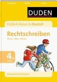 Duden Einfach klasse in Deutsch, Rechtschreiben, 4. Klasse