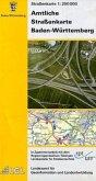 Amtliche Straßenkarte Baden-Württemberg