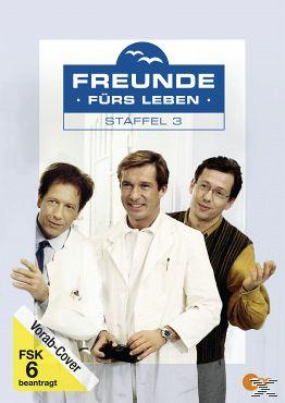 Freunde fürs Leben - Staffel 3 (3 Discs)