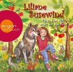 Rückt dem Wolf nicht auf den Pelz! / Liliane Susewind Bd.7 (2 Audio-CDs)