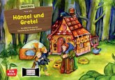 Bildkarten für unser Erzähltheater: Hänsel und Gretel