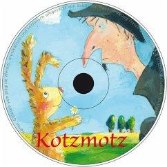 Kotzmotz der Zauberer, Audio-CD