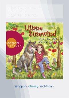 Rückt dem Wolf nicht auf den Pelz! / Liliane Susewind Bd.7 (1 MP3-CDs) - Stewner, Tanya