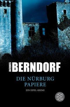 Die Nürburg-Papiere / Siggi Baumeister Bd.18 - Berndorf, Jacques