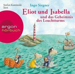 Eliot und Isabella und das Geheimnis des Leuchtturms / Eliot und Isabella Bd.3 (1 Audio-CD) - Siegner, Ingo