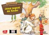 Jesus segnet die Kinder, Kamishibai Bildkartenset