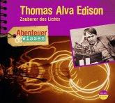 Thomas Alva Edison, 1 Audio-CD