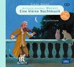 Starke Stücke, Wolfgang Amadeus Mozart: Eine kleine Nachtmusik, 2 Audio-CDs