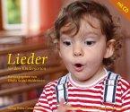 Lieder für den Kindergarten, m. Audio-CD