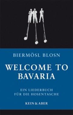 Welcome to Bavaria