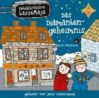 Das Diamantengeheimnis / Detektivbüro LasseMaja Bd.3 (1 Audio-CD)