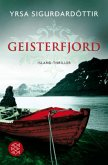 Geisterfjord / Island-Thriller Bd.1