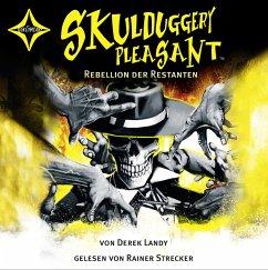 Rebellion der Restanten / Skulduggery Pleasant Bd.5 (6 Audio-CDs) - Landy, Derek