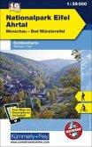 Kümmerly & Frey Outdoorkarte Nationalpark Eifel, Ahrtal