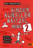 Kinder Künstler Kritzelmini 2