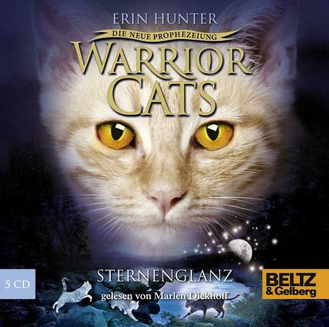 Sternenglanz / Warrior Cats Staffel 2 Bd.4 (5 Audio-CDs