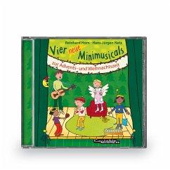 Vier neue Minimusicals zur Advents- und Weihnac...