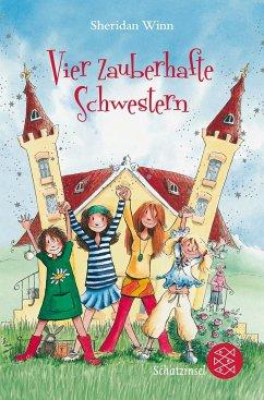 Vier zauberhafte Schwestern Bd.1 - Winn, Sheridan