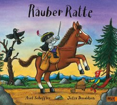 Räuber Ratte - Scheffler, Axel;Donaldson, Julia