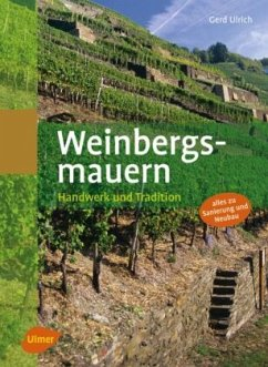Weinbergsmauern - Ulrich, Gerd
