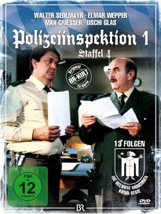 Polizeiinspektion 1 - Staffel 04 (3 Discs)