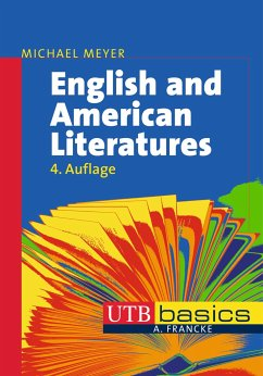 English and American Literatures - Meyer, Michael