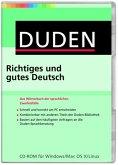 DUDEN: Richtiges und gutes Deutsch (PC+Mac)