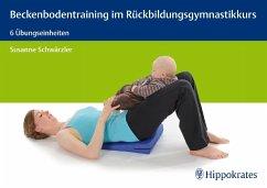 Beckenbodentraining im Rückbildungsgymnastikkurs - Schwärzler, Susanne