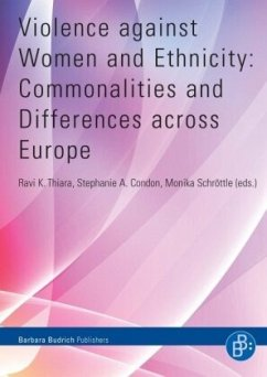 Violence against Women and Ethnicity: Commonalities and Differences across Europe