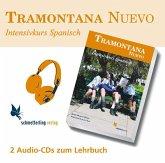 2 Audio-CDs zum Lehrbuch / Tramontana Nuevo, Intensivkurs Spanisch für die Oberstufe