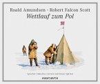 Wettlauf zum Pol, 1 Audio-CD