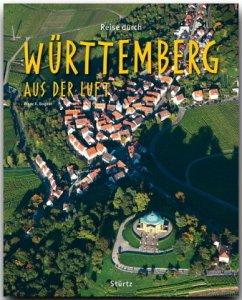 Reise durch Württemberg aus der Luft