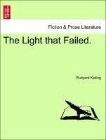 The Light that Failed. - Kipling, Rudyard