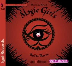 Späte Rache / Magic Girls Bd.6 (3 Audio-CDs) - Arold, Marliese