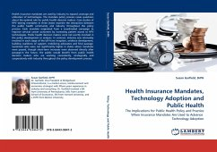 Health Insurance Mandates, Technology Adoption and Public Health