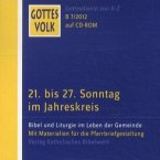 21. bis 27. Sonntag im Jahreskreis, 1 CD-ROM / Gottes Volk, Lesejahr B 2012 Nr.7