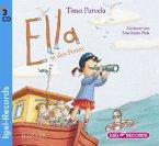 Ella in den Ferien / Ella Bd.5 (3 Audio-CDs)