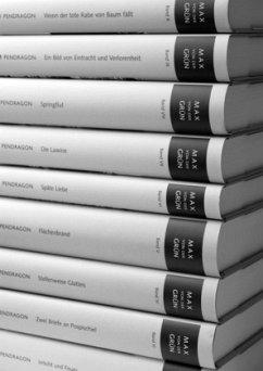 Werkausgabe, 10 Bde. - Grün, Max von der
