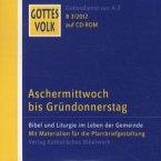 Aschermittwoch bis Gründonnerstag, 1 CD-ROM / Gottes Volk, Lesejahr B 2012 3