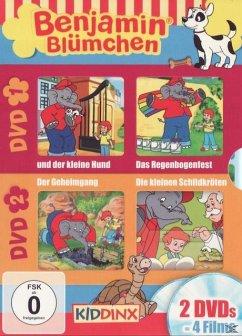 Benjamin Blümchen - 2er DVD-Box 3 (2 Discs)