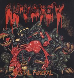 Mental Funeral (Limited Edition) - Autopsy
