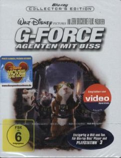 G-Force - Agenten mit Biss Collector's Edition