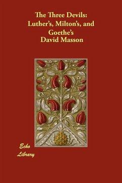 The Three Devils - Masson, David