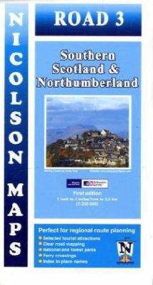 Nicolson Map Southern Scotland & Northumberland