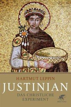 Justinian - Leppin, Hartmut