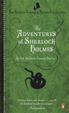 The Adventures of Sherlock Holmes - Doyle, Arthur Conan