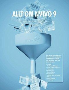 Allt Om Nvivo 9 - Edhlund, Bengt